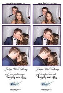 Jaclyn & Anthony's Wedding - 9 September 2017