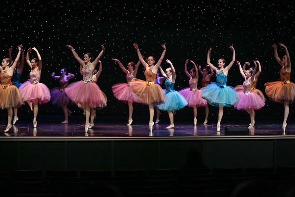 Premiere Dance recital REHEARSAL