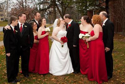 Becker-Joens Wedding