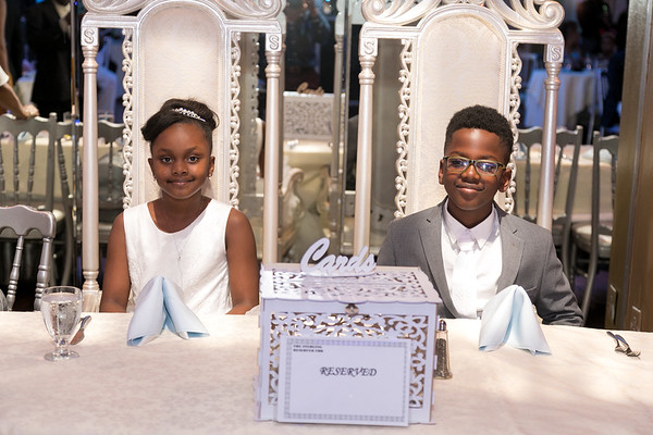 Jordan & Morgan Communion Celebration