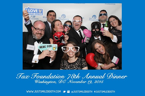 Tax Foundation 78th Annual  Dinner
