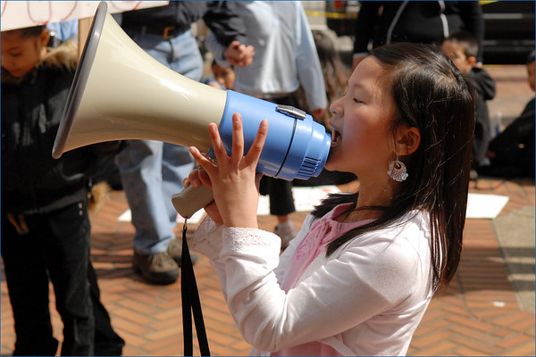 March for Children, Youth & Families, April 11, 2007