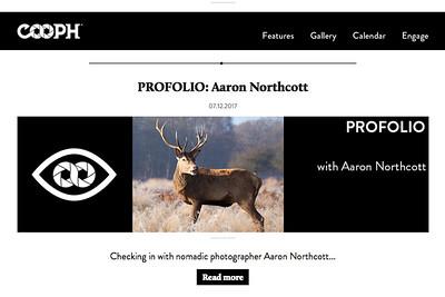 COOPH Magazine: Profolio