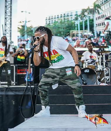Paul Anthony & The Reggae Souljahs 2018