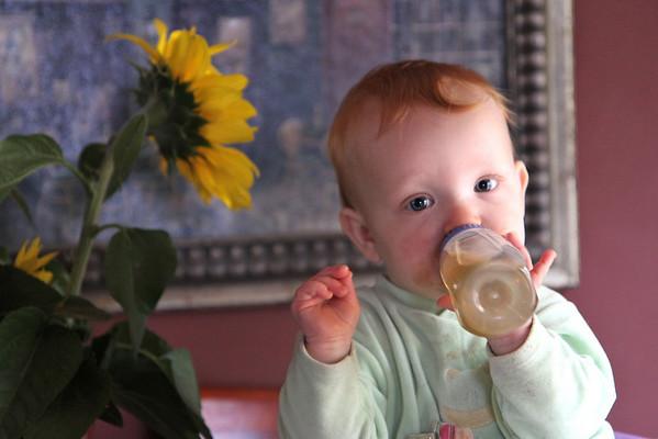 Baby Reagan