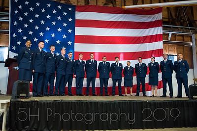 USAF Commissioning- Spring 2018