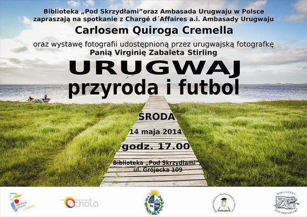 """Muestra """"URUGUAY: Naturaleza y Fútbol"""""""