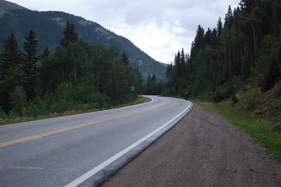 Colorado Trail, Silverton to Durango