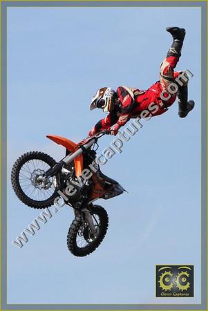 Motorcycle Jumping