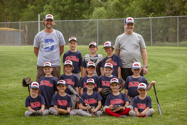 2014 Memorial Park Little League -- Ole Miss