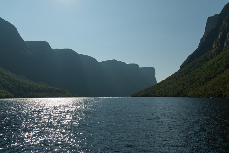 Western Brook Pond, Gros Morne National Park, Canada