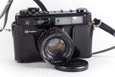 Yashica Electro 35 Black, 1973