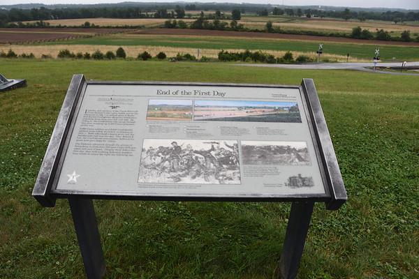 Gettysburg July 2017