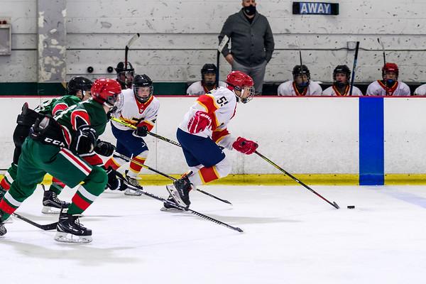 TWHS Hockey ISHL Varsity Match - April 7th