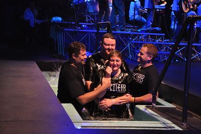 2015-08-09 - 11 a.m. Baptism