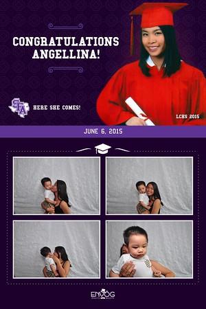 Congratulations Angellina (prints)