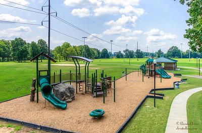 Medina Community Park Playground 2013