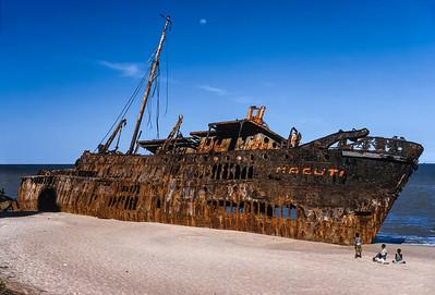 Macuti Shipwreck