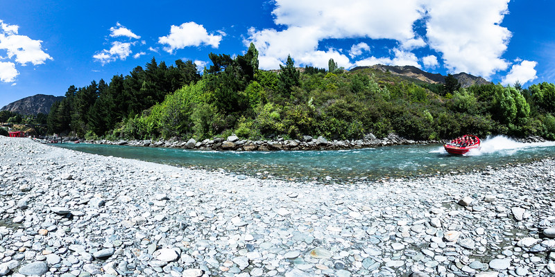 Shotover Jet - Queenstown Lakes District