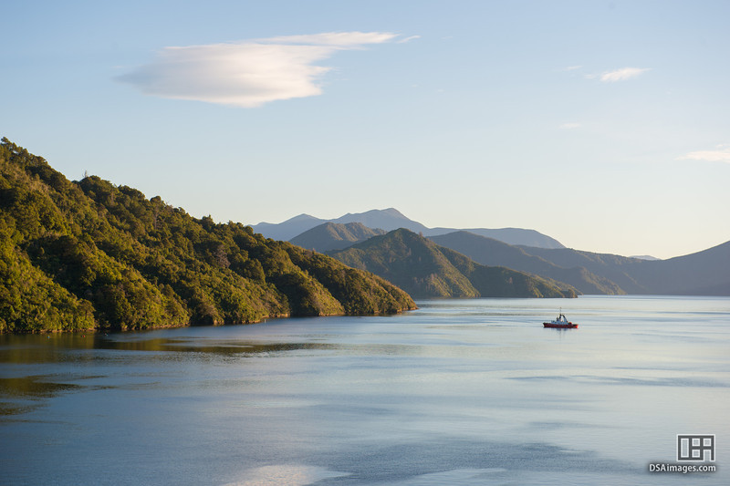 View from Shakespeare Bay, Picton