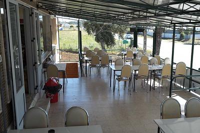 Altura, Algarve : Morning coffee break