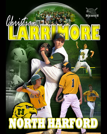 Harford County High School Sports Posters