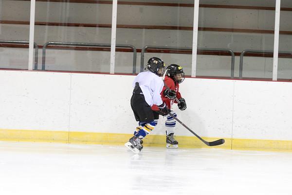 Muskoka Hockey School 2nd game Aug 1 2016