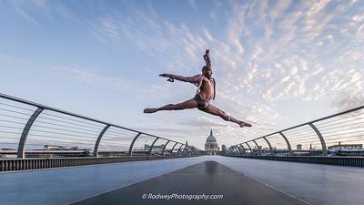 Josh Millennium Bridge