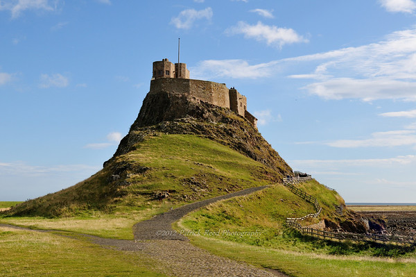Northumberland (southeast Scotland, northeast England) - Castles