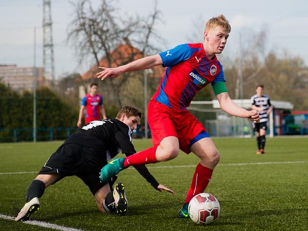 U16: Plzeň  - ČB 6:0