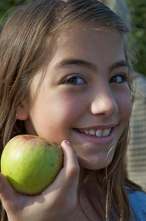Apple & Pumpkin Picking 2009