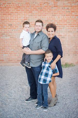 Barnett Family 2015