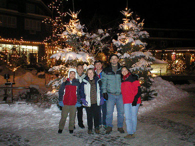 whistler new year 2003