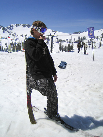 April 27, 2008  Squaw Valley