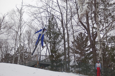 Itasca Ski Club 70M: December 19 & 20, 2009