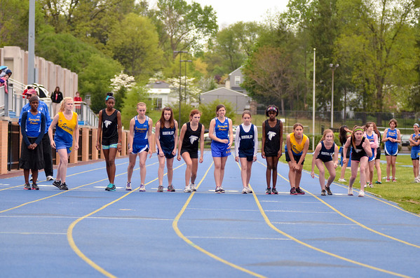 Track & Field 2012