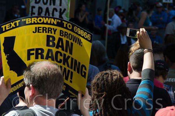 Anti-Fracking Rally