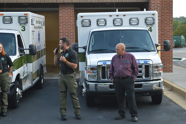 Unicoi County EMS Officially Takes Over - August 2020