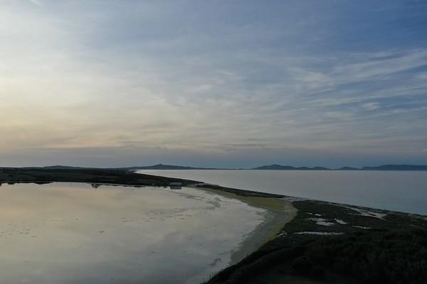 Drone - Golfo Asinara e stagno di pilo - 05.05.2020