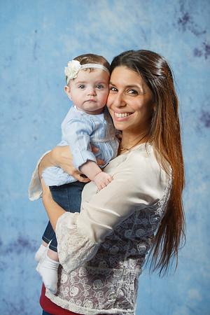 Baby Kendall & Lori