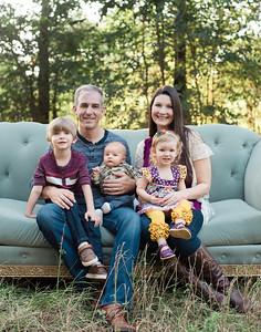2017 Family Christmas Photoshoot