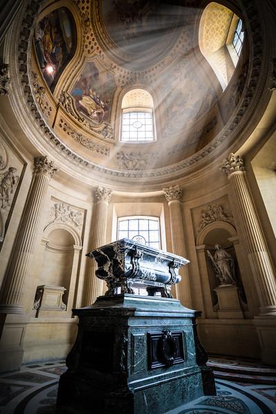 Joseph Napoleon' Tomb