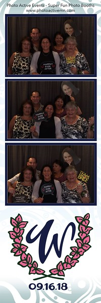 2018-09-15 Mississippi Gardens Wedding Photo Booth Minneapolis