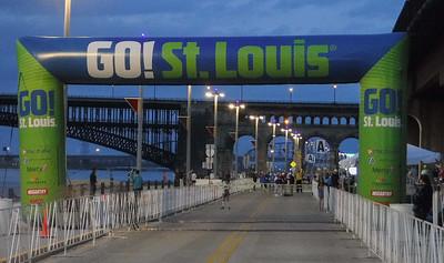 GO! St. Louis Marathon, Half Marathon & 7K 2017