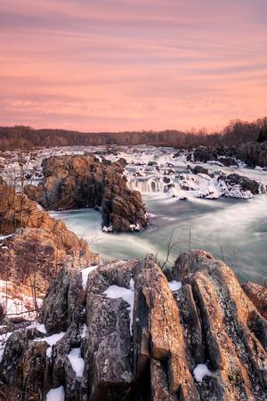 Great Falls Snow