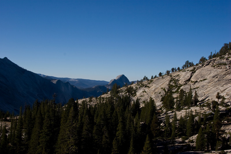 Half Dome from Olmsted Point,