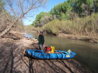 Gila River Float 2009