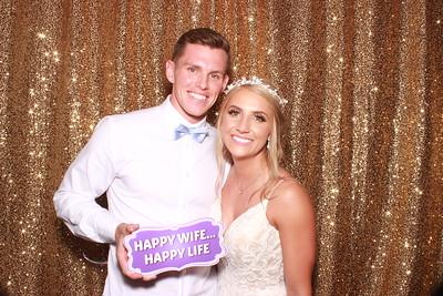 Alaina & Austin's Wedding pics