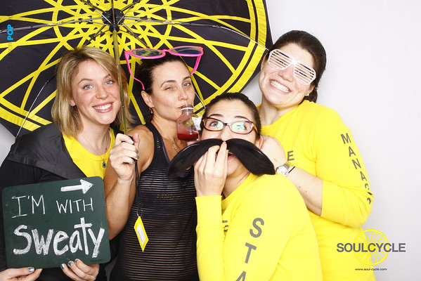 SoulCycle Tibeca Anniversary