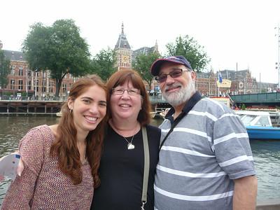 Amsterdam Israel July 2014